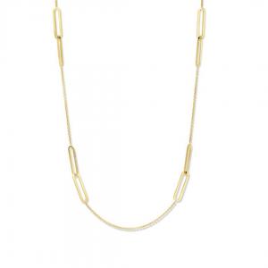 gouden ketting geelgoud collier juwelen
